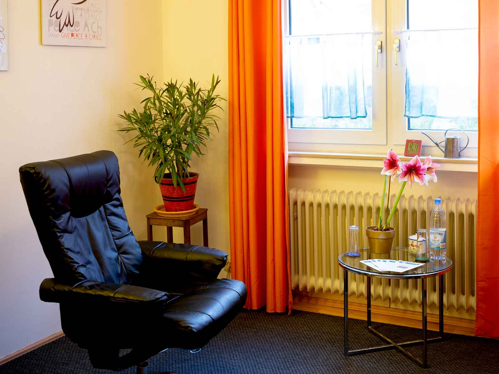 Hypnosepraxis Gerd Huss in Bad Homburg