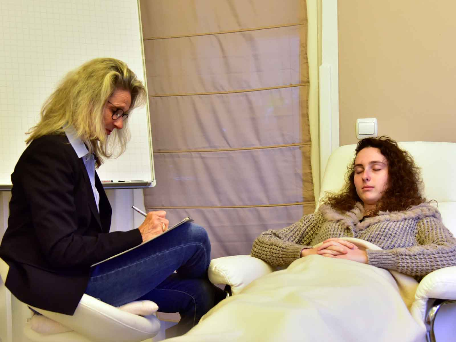 Hypnosetherapie in Düsseldorf-Ratingen
