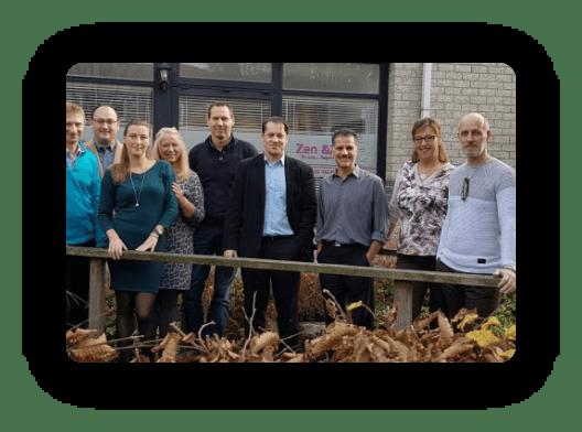 Hypnosetherapeuten team in Deutschland