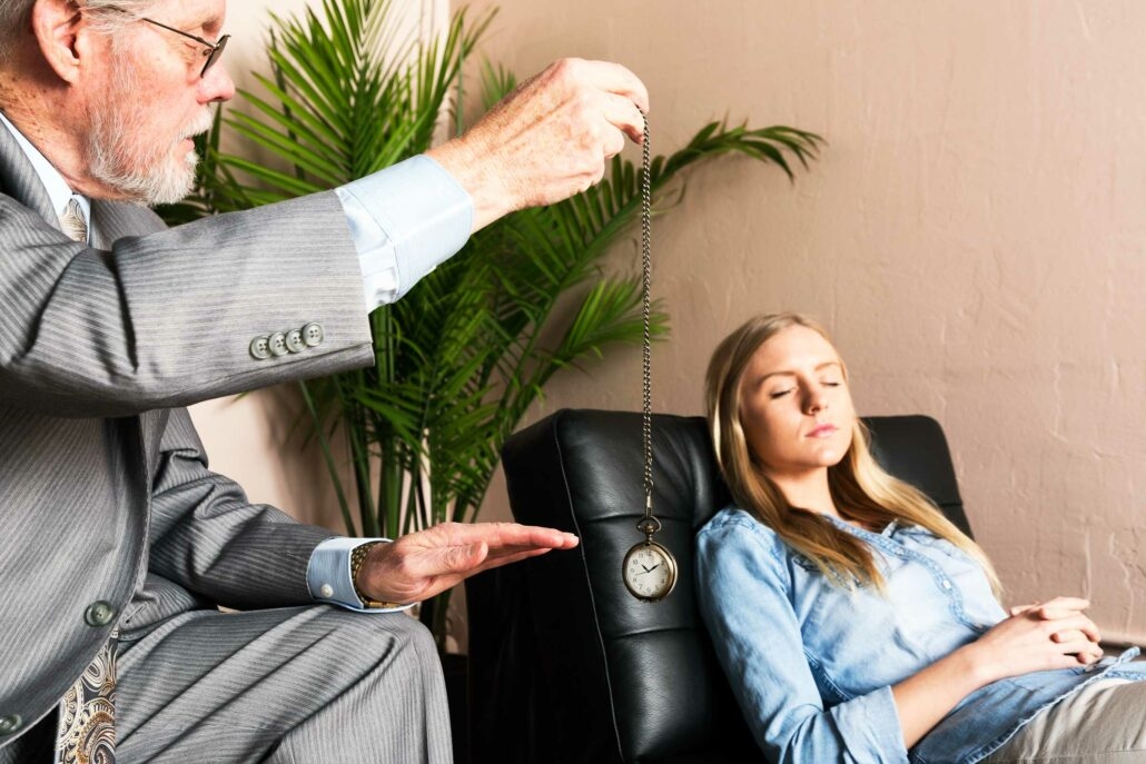 Stotter-Therapie mit Hypnose